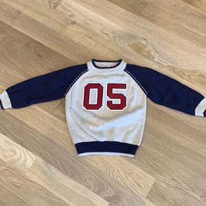 💙 2 for $20 💙 Gymboree 100% cotton sweater